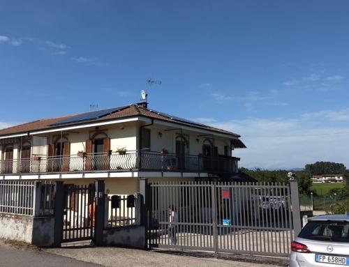 Abitazione a Garzigliana (TO)